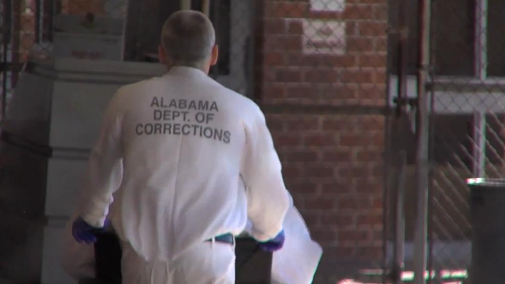 Departamento de Correcciones de Alabama