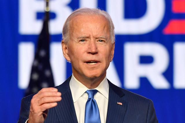 Biden asegura que el Gobierno de Trump está facilitando la transición