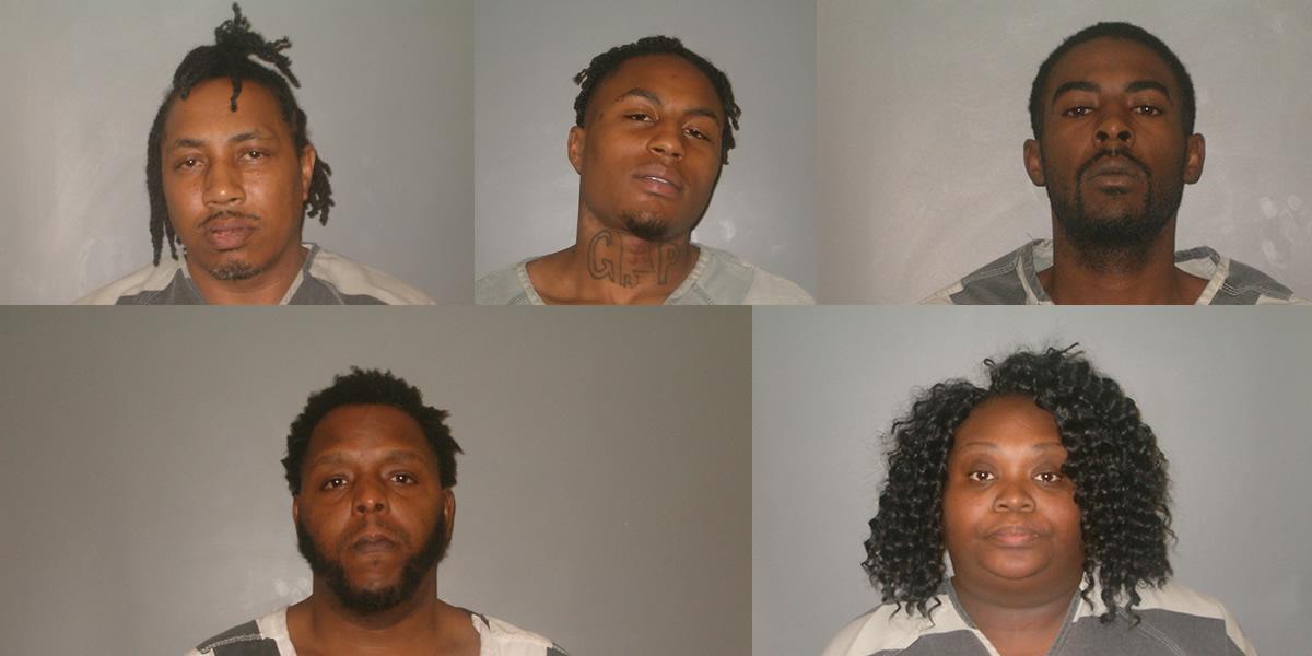 detenidos por drogas y armas