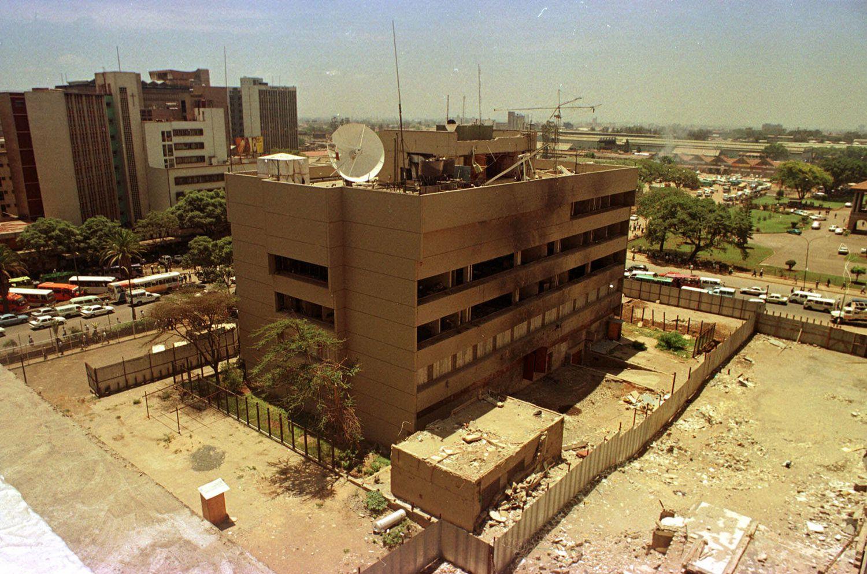 embajada de EEUU en kenia