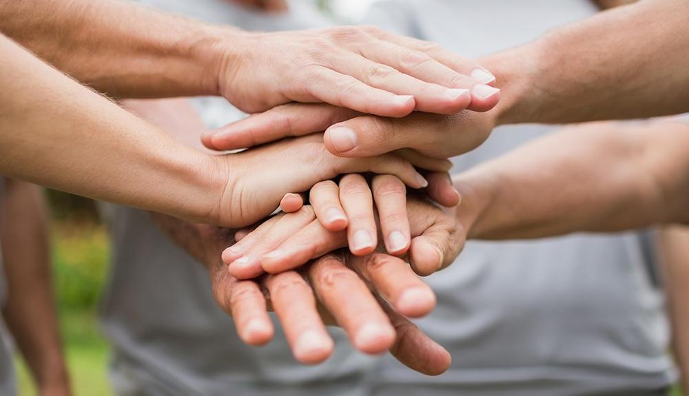 Sólo la unión como una sola nación, nos hará grandes