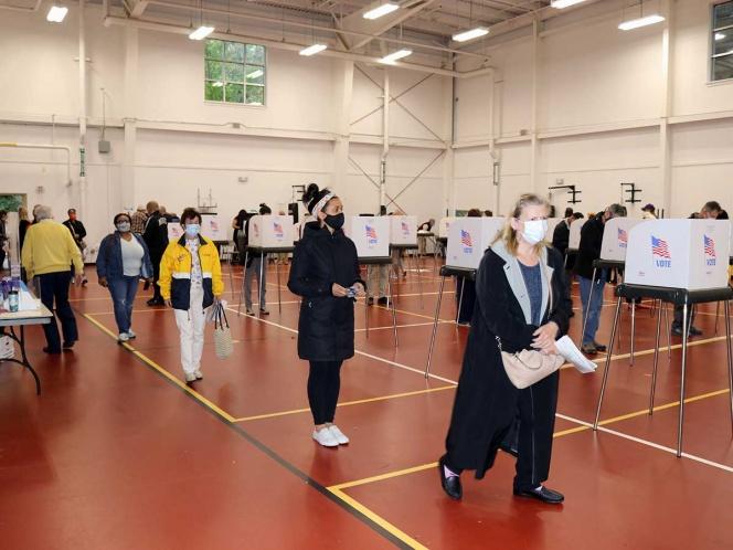 votaciones en EEUU