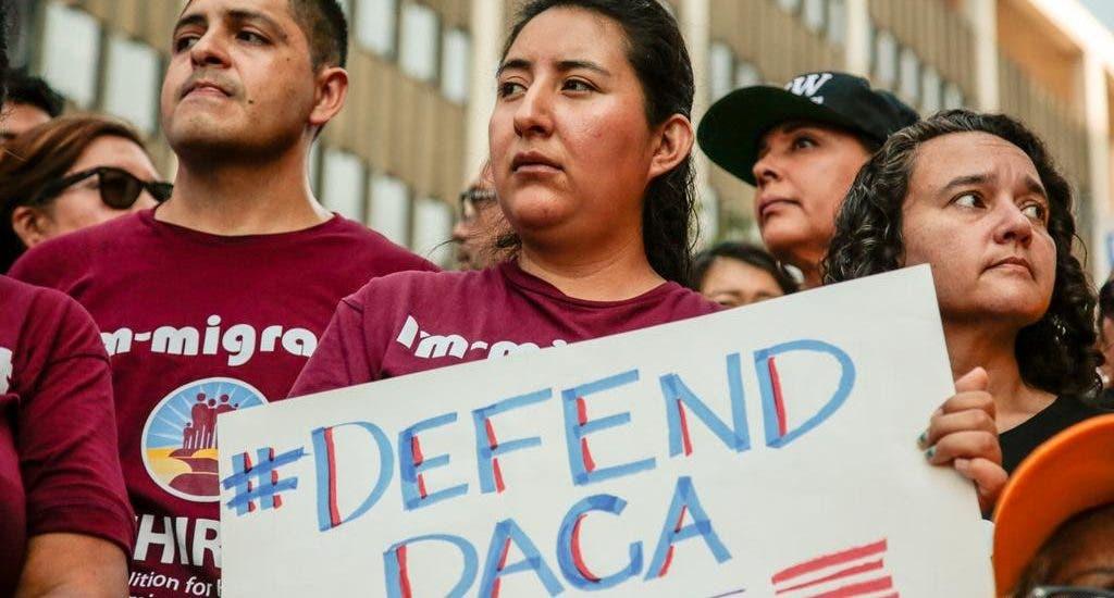 El Gobierno debe recuperar el DACA original este lunes, por orden judicial