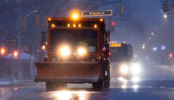 EEUU prepara primer temporal invierno