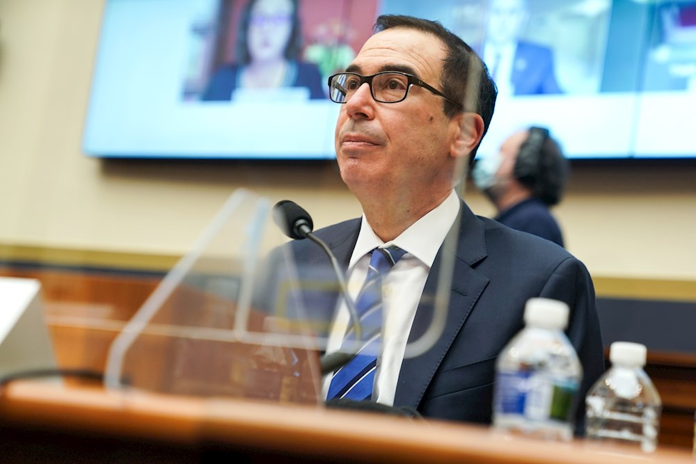 La Casa Blanca lanza plan de estímulo con menores transferencias de efectivo