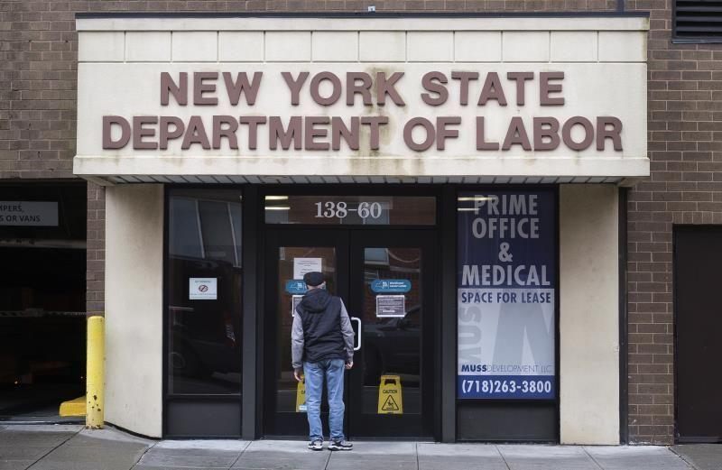 desempleo en EEUU