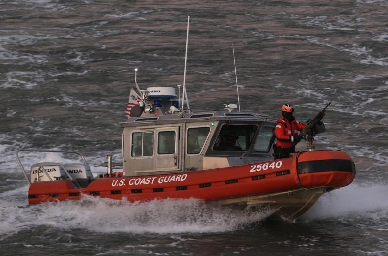 La Guardia Costera de EEUU busca una embarcación desaparecida con 20 personas