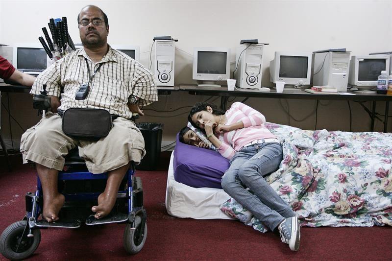 Inmigrantes dicen que mantendrán huelga de hambre hasta ser liberados o morir