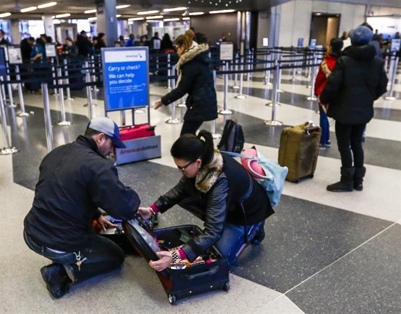pasajeros en chicago