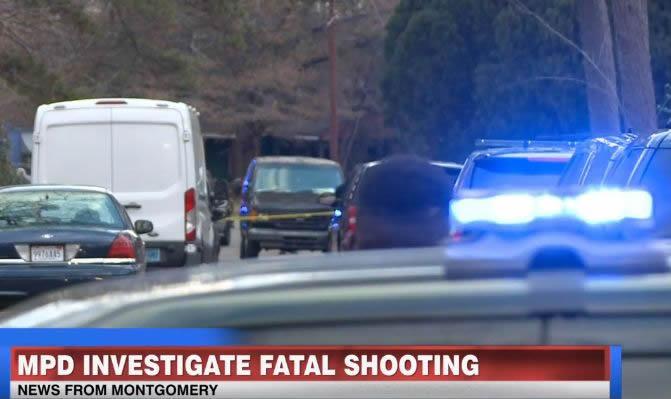 tiroteo fatal en Montgomery