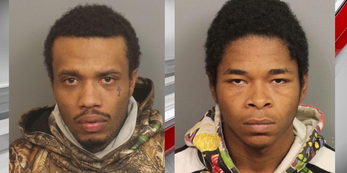 2 personas arrestadas tras persecucion