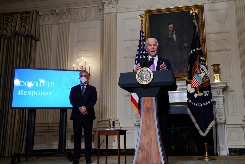 """Biden lanza plan ambicioso contra la crisis climática sin vetar el """"fracking"""""""