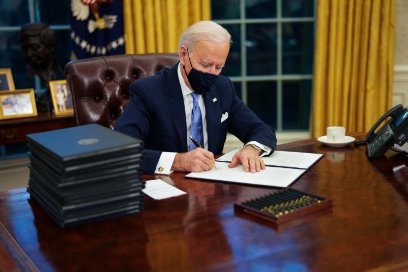 Biden vuelve al acuerdo de Paris