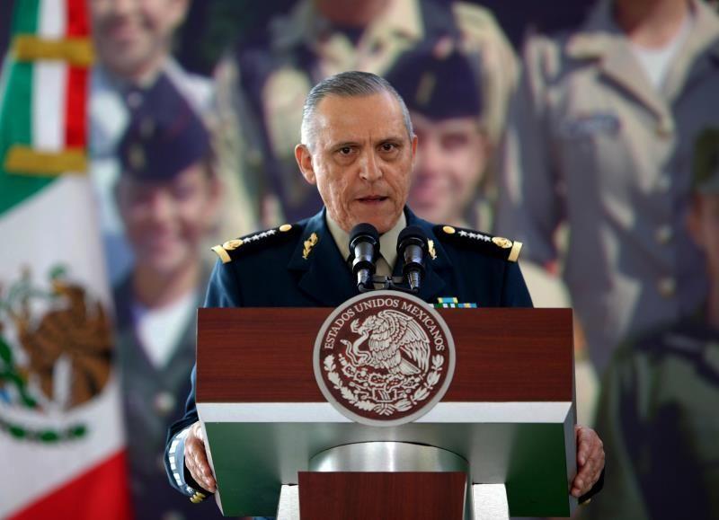 General Salvador Cienfuegos