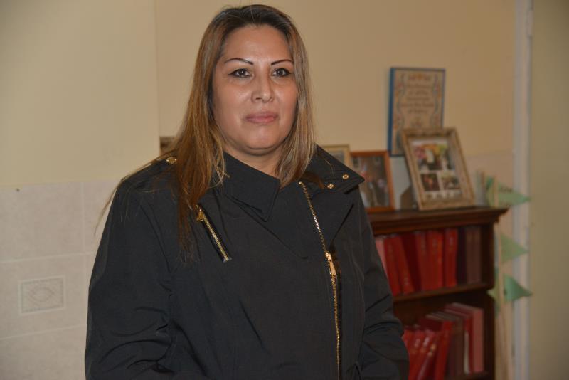 Mexicana indocumentada Francisca Lino