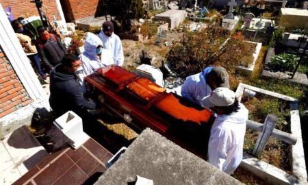 cementerios mexico saturados