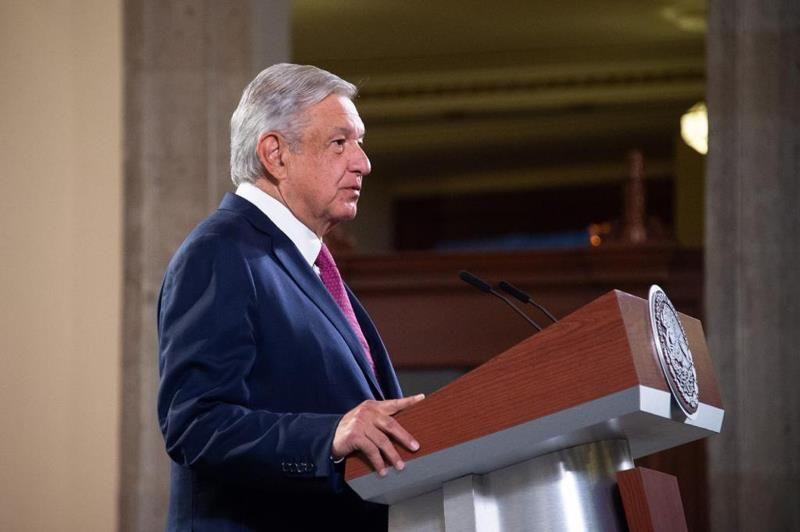 """López Obrador ve """"ético"""" publicar el expediente de la DEA del caso Cienfuegos"""