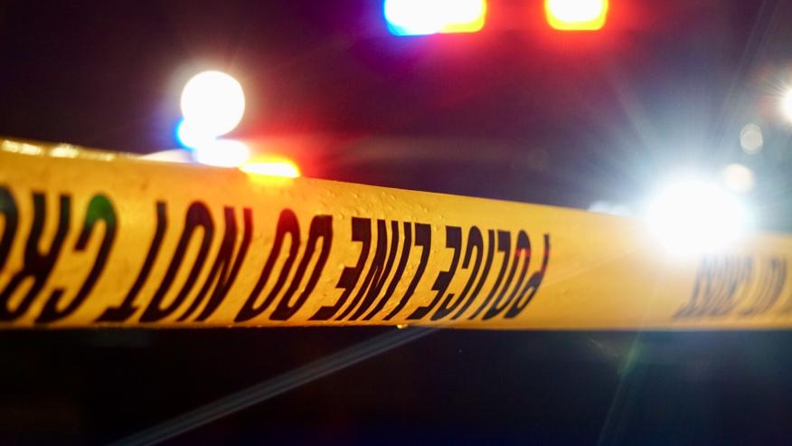2 muertos y 1 herido en accidente de varios vehiculos