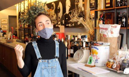 Elena Manich propietaria restaurante