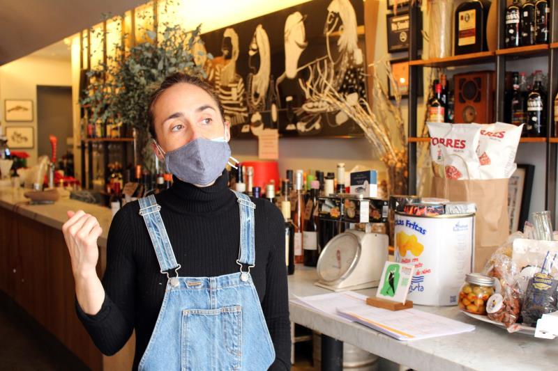 Los restaurantes de Nueva York hacen fila para recibir la vacuna