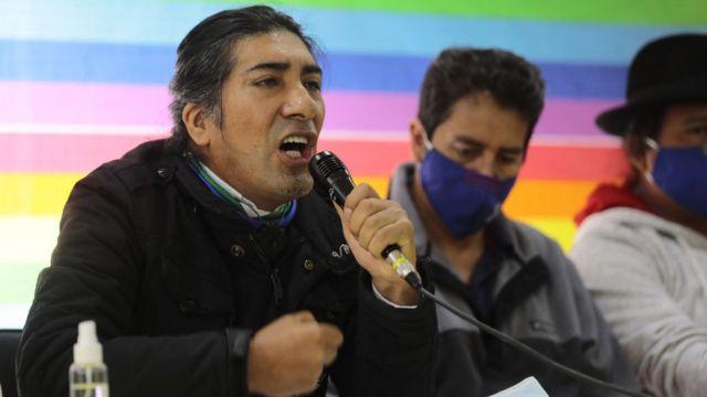 Indígenas ecuatorianos se movilizan ante la incertidumbre y sospechas de fraude