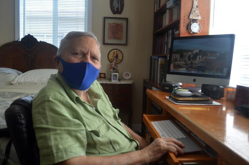 cubano Reinaldo Monasterio