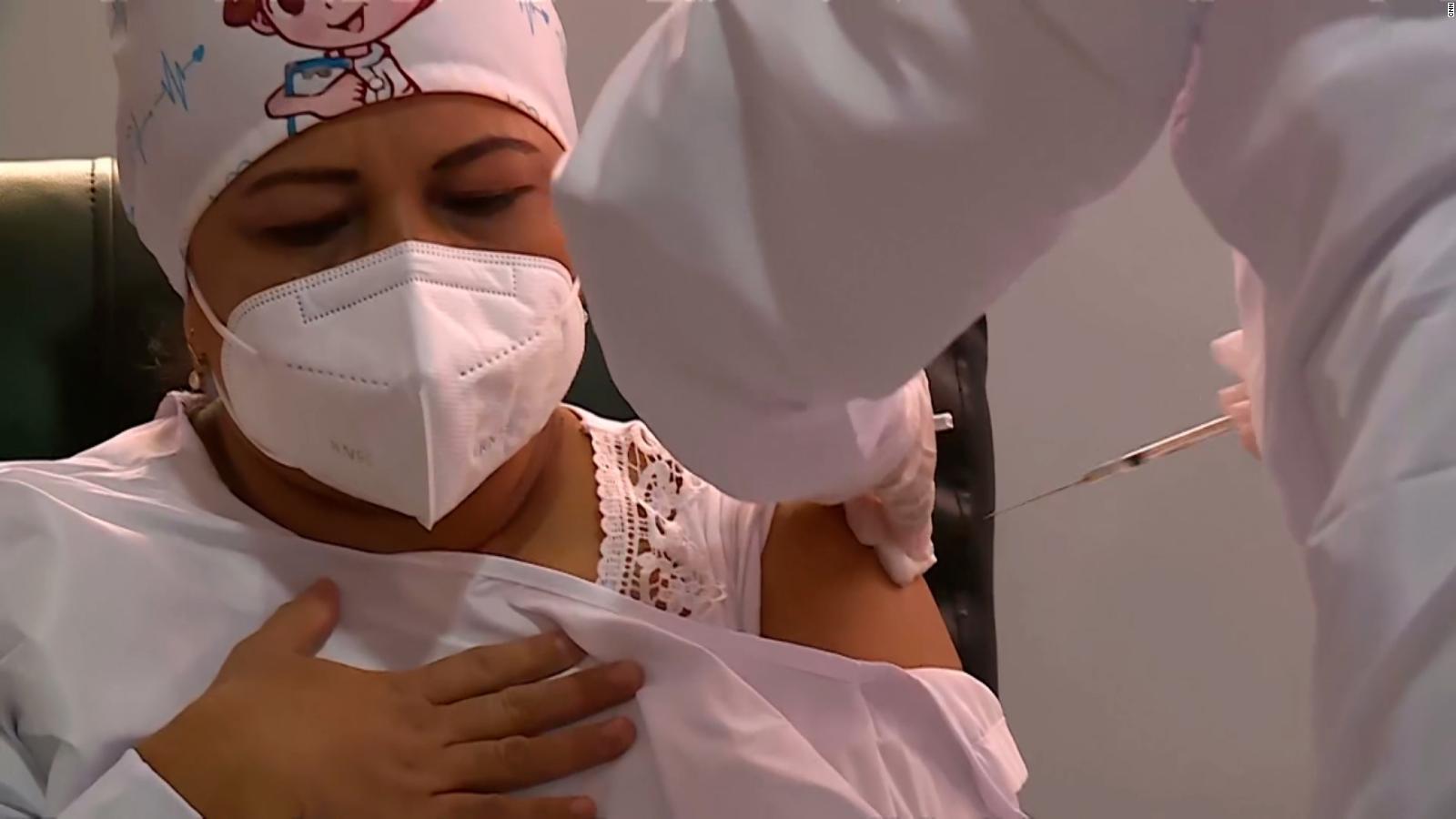 enfermera Veronica Machado