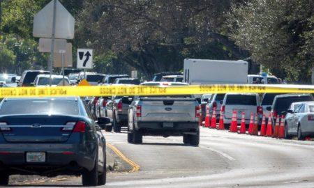 escena donde murieron 2 agentes del FBI