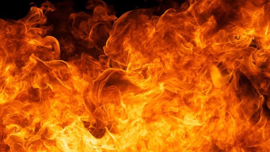 incendio en Alabama