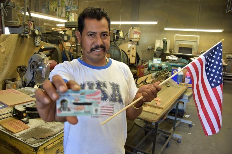 inmigrante mexicano Eduardo Chamu