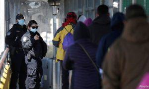 EE.UU. comienza a aceptar a solicitantes de asilo de MPP por Texas