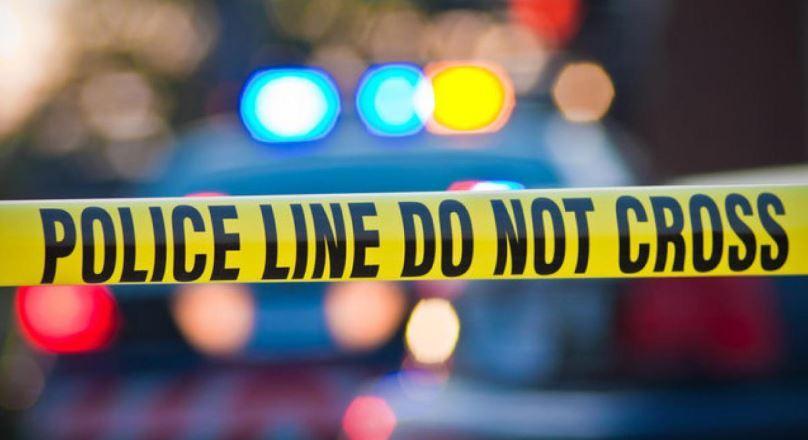 mujer herida de bala en gasolinera