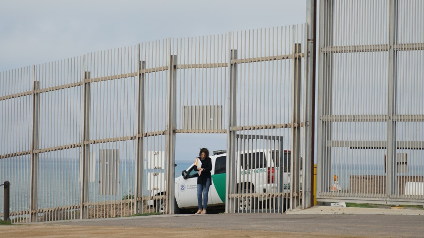patrulla fronteriza en san diego california