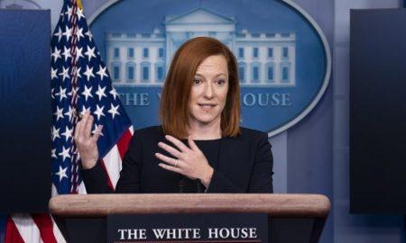portavoz de la casa blanca Jen Psaki