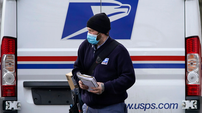 USPS suspende el servicio en partes de Alabama debido al clima invernal