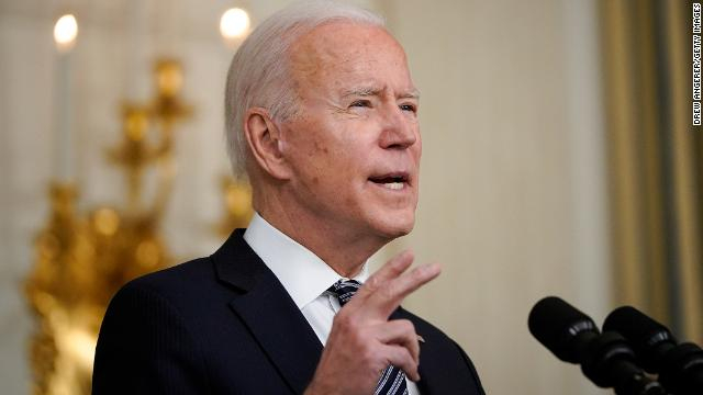 Biden no vengan a EEUU
