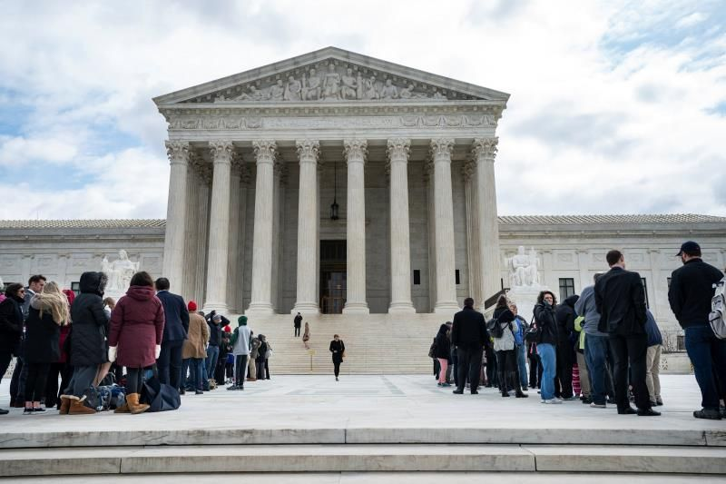 Tribunal Supremo en Washington