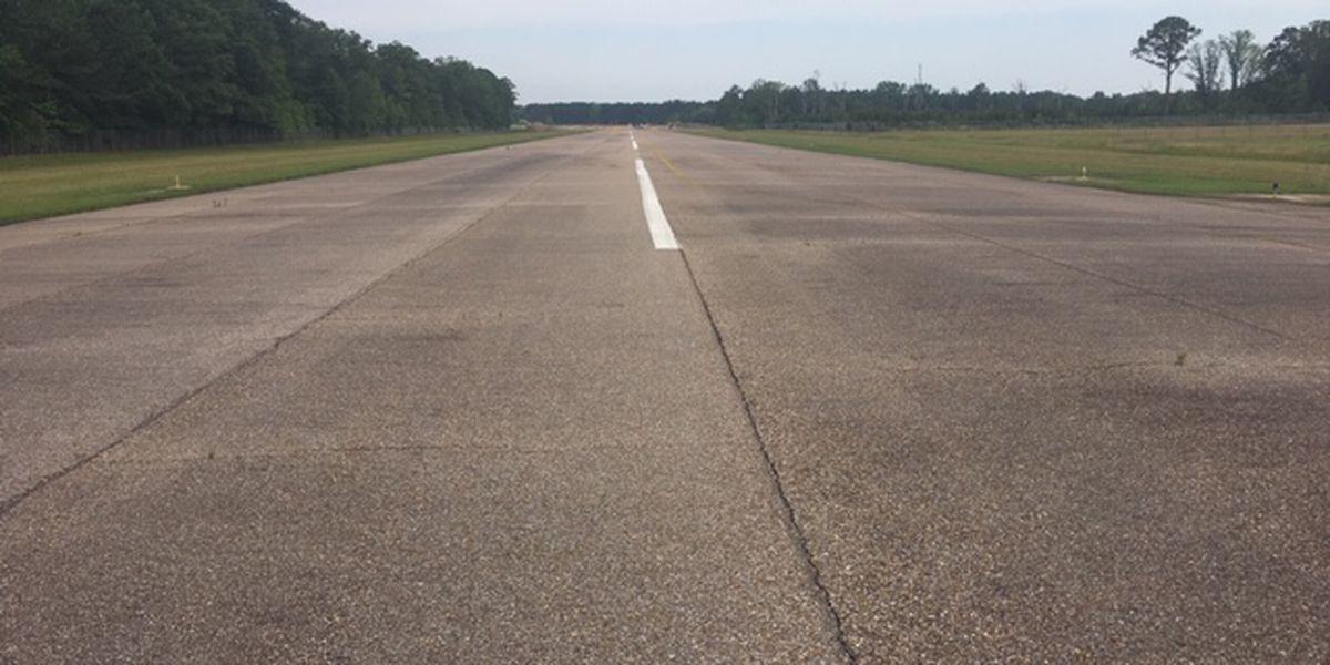 accidente en aeropuerto de Bessemer