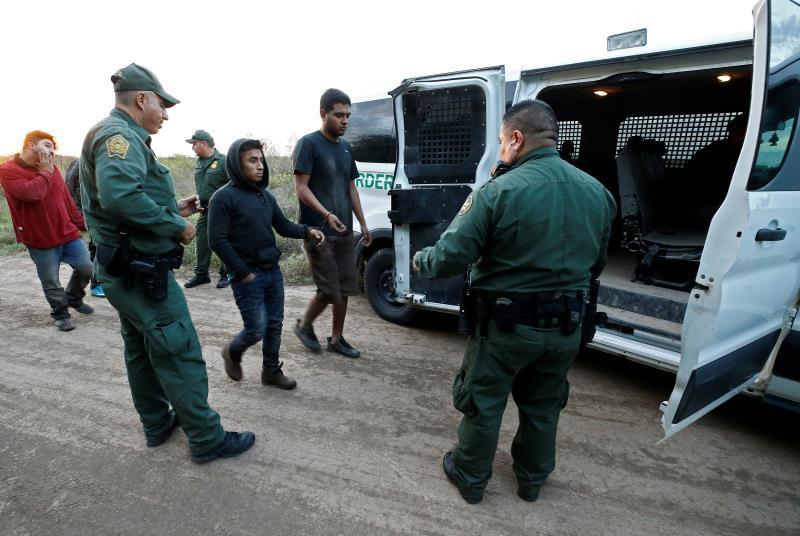 agentes patrulla fronteriza
