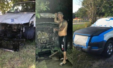 cubano restaura carro que iba al desguace