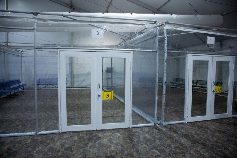 estructuras para migrantes