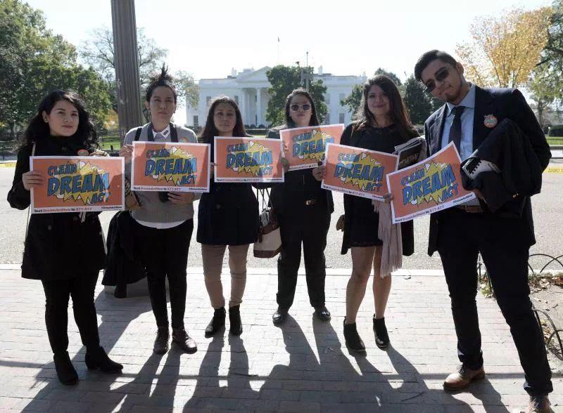 estudiantes latinos beneficiarios DACA