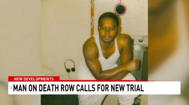 hombre condenado a muerte