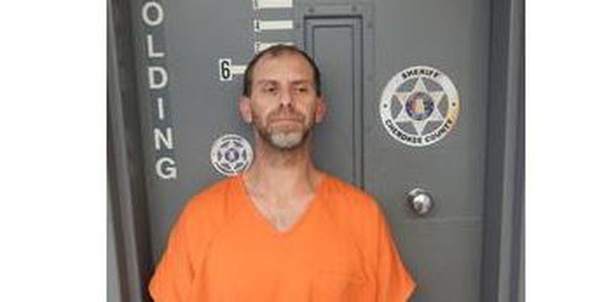 hombre del condado de dekalb arrestado