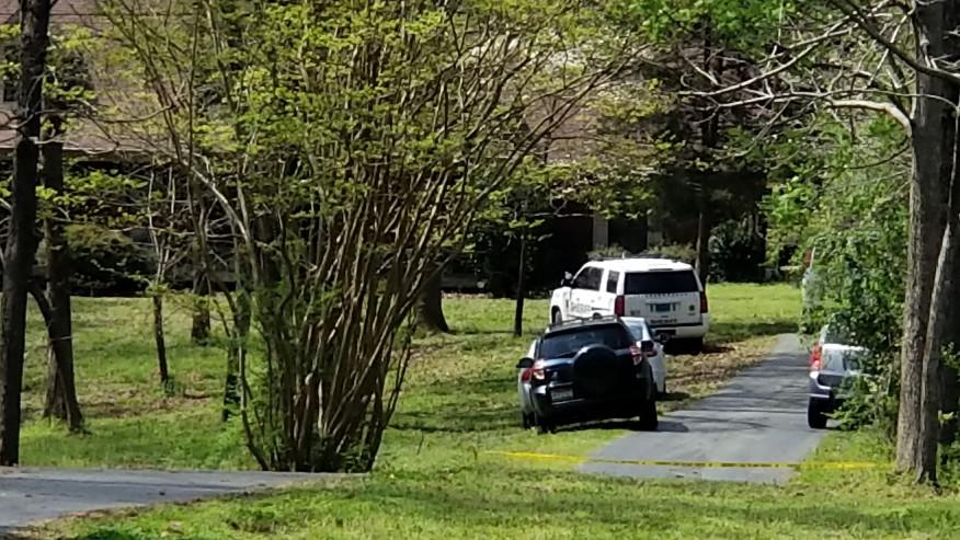 hombre herido de bala en disputa domestica en Jefferson