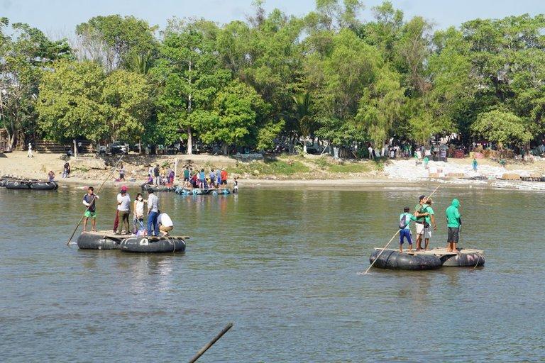 inmigrantes hondurenos