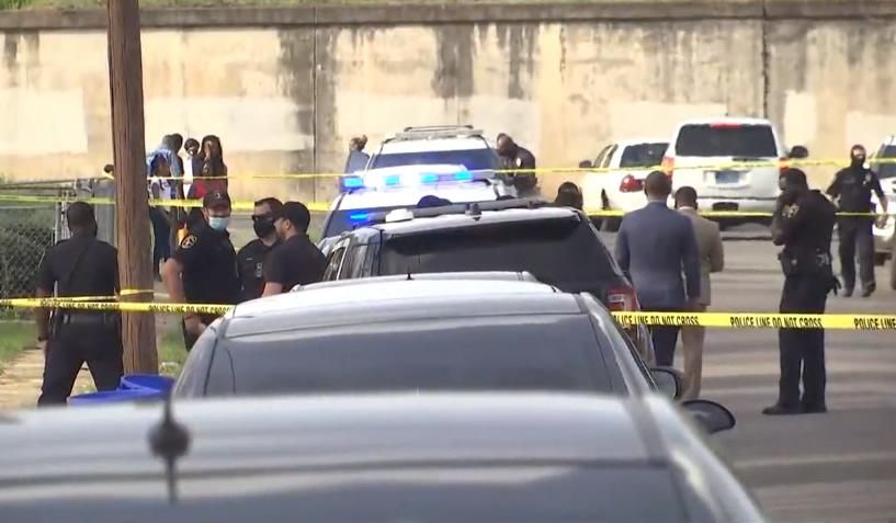 investigacion de homicidio en Woodlawn