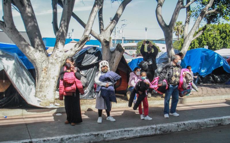 menores inmigrantes