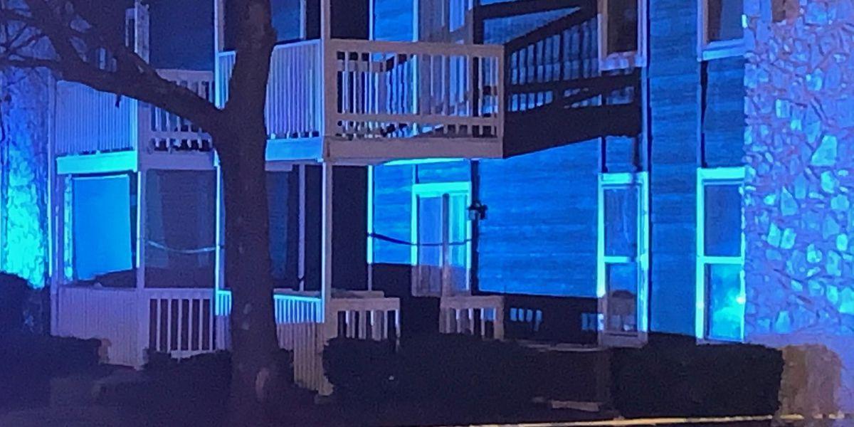 persona herida en tiroteo en complejo de apartamentos Birmingham