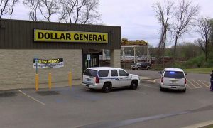 robo en Dollar General